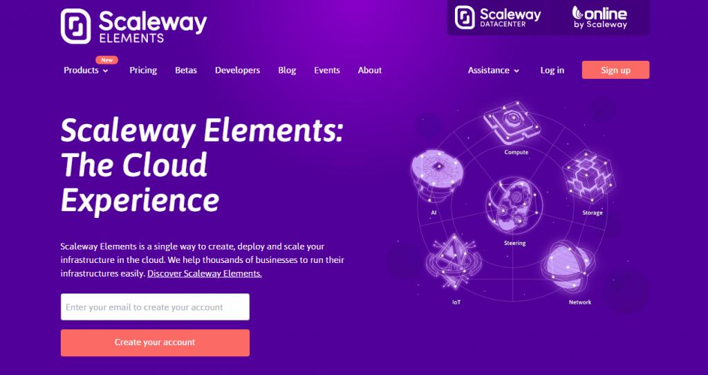 scaleway 1